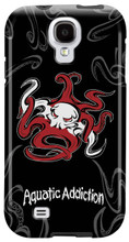 Tribal Octo (black) for Samsung Galaxy S3, S4, S5, Note 2 Cases