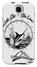 Life On The Line Cases for Samsung Galaxy S3, S4, S5, Note 2