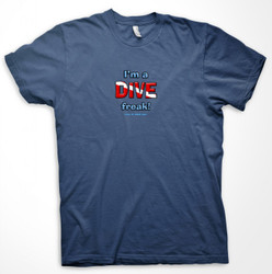 DIVE FREAK NAVY