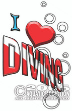DIVE DESIGN - I LOVE DIVING