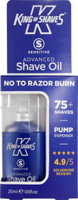 Advanced Shave Oil Sensitive (20ml)