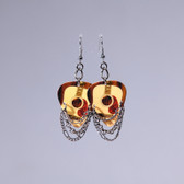 Hard Rock l Guitar Earrings