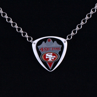 San Francisco Forty Niner's Pendant Necklace