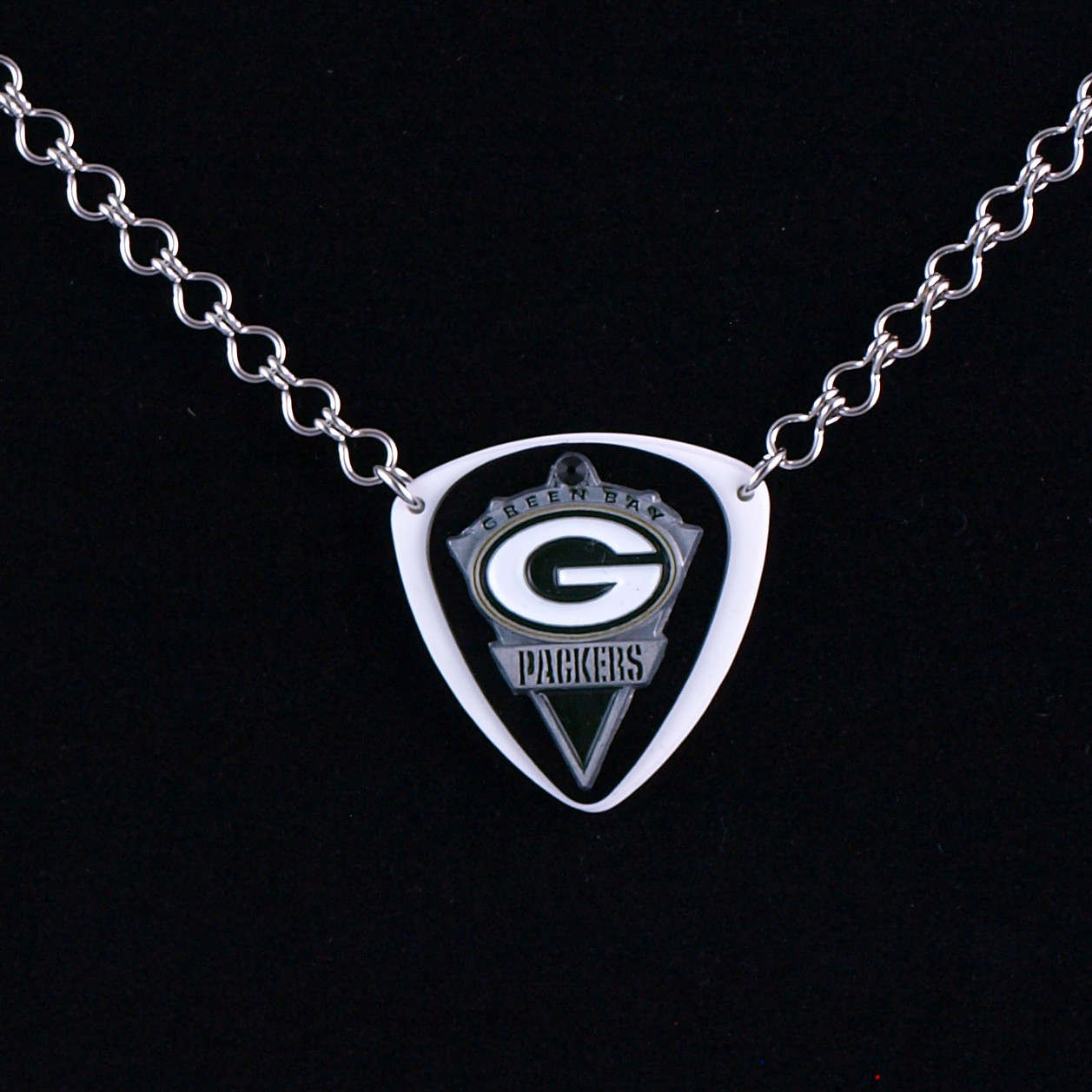 32a3c51c50963 NFL Green Bay Pendant Necklace