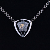 NFL New Orlean Saints Pendant Necklace