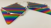 Diamond Danglers Rainbow