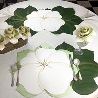 Carole Shiber Flower Placemats