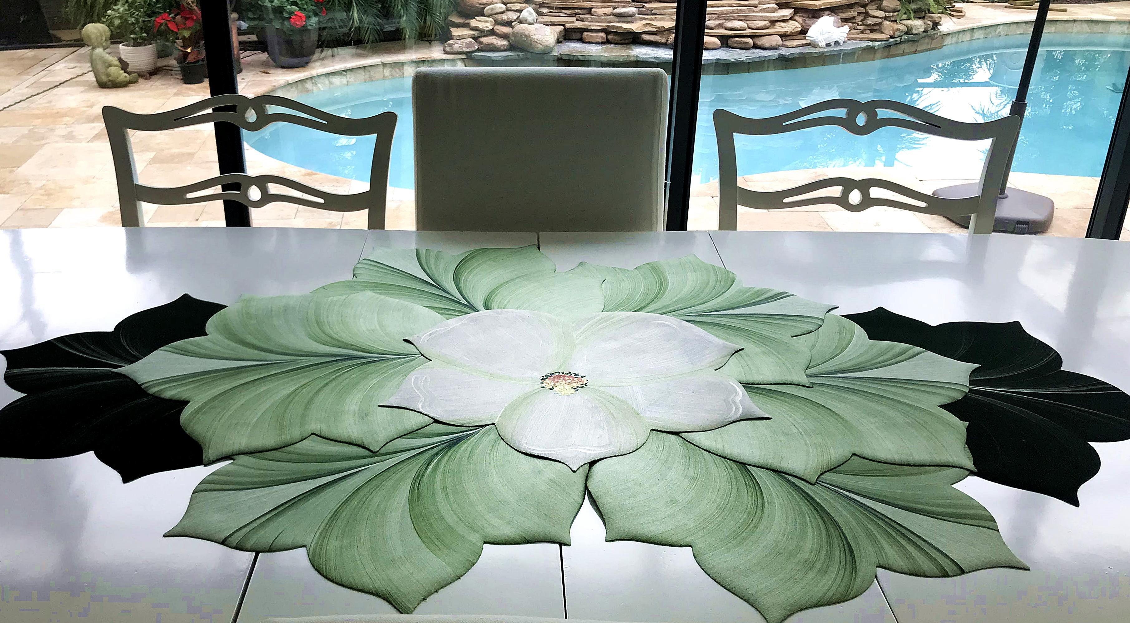 Interlocking Leaf Placemats