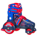 Roller Derby EZ Roll Blue Boys/Toddler Adjustable Roller Skates return