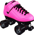 Roller Derby Stomp 5 Elite Pink Quad Speed Skates