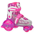 Roller Derby EZ Roll Pink Girls/Toddler Adjustable Roller Skates return
