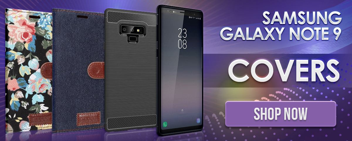 Samsung Galaxy Note 9 Cases and Covers