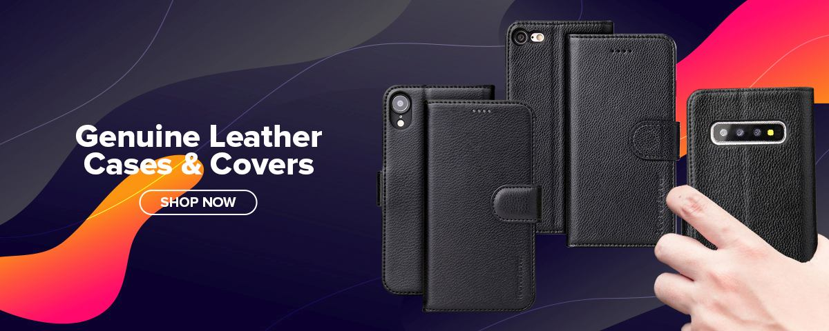 Shop for Genuine Leather Cases & Covers