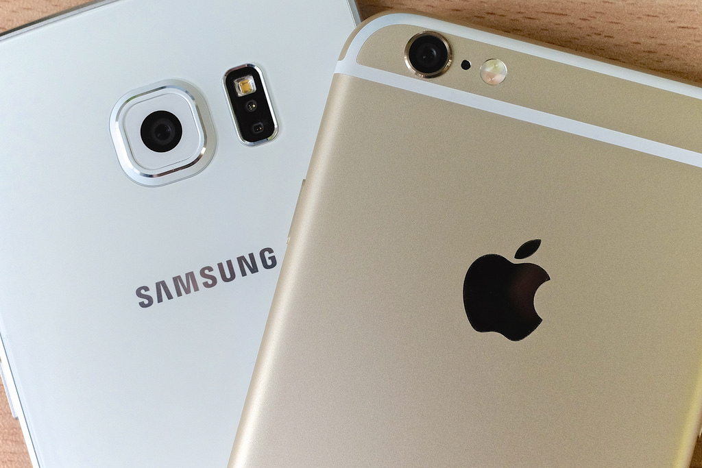 Samsung and Apple: The Unlikely Partnership Between Smartphone Rivals