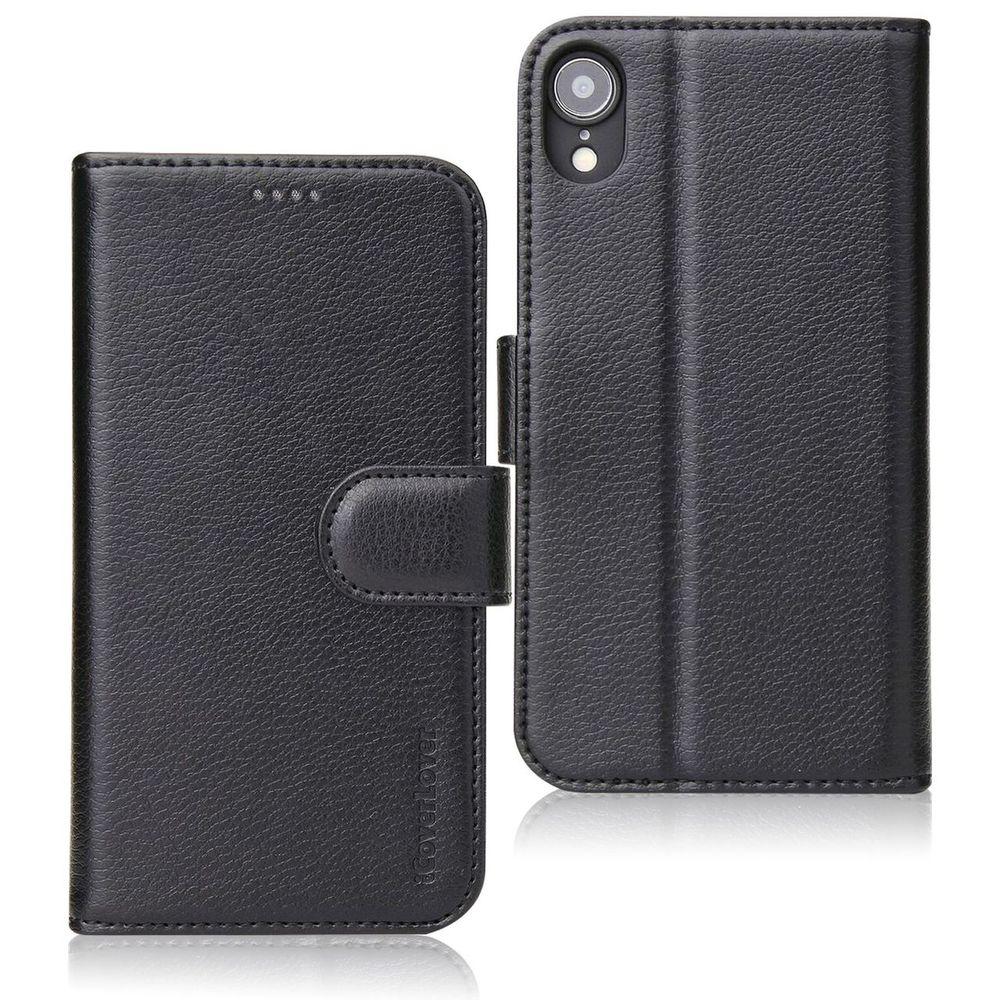 https://www.icoverlover.com.au/iphone-xr-case-icoverlover-black-genuine-cow-leather-wallet-folio-case-3-card-slots-1-cash-compartment/