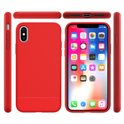 Red Armor iPhone XS Case | Armor iPhone XS Cases | Armor iPhone XS Covers | iCoverLover