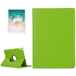 iPad Air 3 (2019) Case Green Lychee Texture 360 Degree Spin PU Leather Folio Case with Precise Cutouts, Built-in Stand | Free Shipping Across Australia