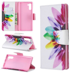 Nature-themed Samsung Galaxy Note 10 Case Folio Wallet Cover | iCoverLover