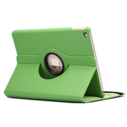 Green Rotatable Flip Leather iPad Air 2 Case   Cool iPad Air 2 Cases   iPad Air 2 Covers   iCoverLover