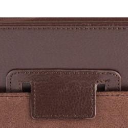 Coffee Litchi Leather iPad 2 / iPad 3 / iPad 4 Case | iPad Cases Australia | iPad 2 / 3 / 4 Cases | iCoverLover