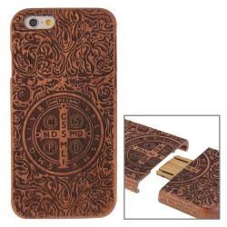 Benedictine Detachable Wood iPhone 6 & 6S Case   Wooden iPhone Cases   Wooden iPhone 6 & 6S Covers   iCoverLover
