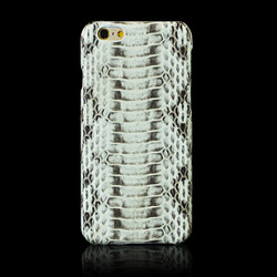 Genuine Python Snake Skin Leather iPhone 6 & 6S Case | Exotic iPhone 6 & 6S Cases | Exotic iPhone 6 & 6S Covers | iCoverLover