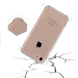 Shockproof Grippy Transparent iPhone 8 PLUS & 7 PLUS Case | Protective iPhone Cases | Protective iPhone Covers | iCoverLover