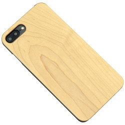 Maple Smooth iPhone 8 PLUS & 7 PLUS Case | Wooden iPhone 8 PLUS & 7 PLUS Cases | Wooden iPhone 8 PLUS & 7 PLUS Covers | iCoverLover