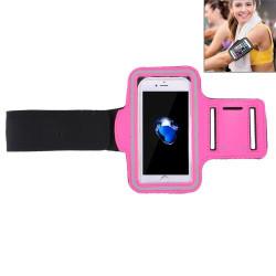 Magenta Sports iPhone 8 PLUS & 7 PLUS Case Armband   Sport Universal Accessories   iCoverLover