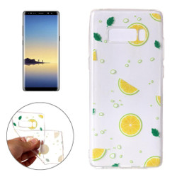 Lemons Samsung Galaxy Note 8 Case | Protective Samsung Galaxy Note 8 Cases | Protective Samsung Galaxy Note 8 Covers | iCoverLover