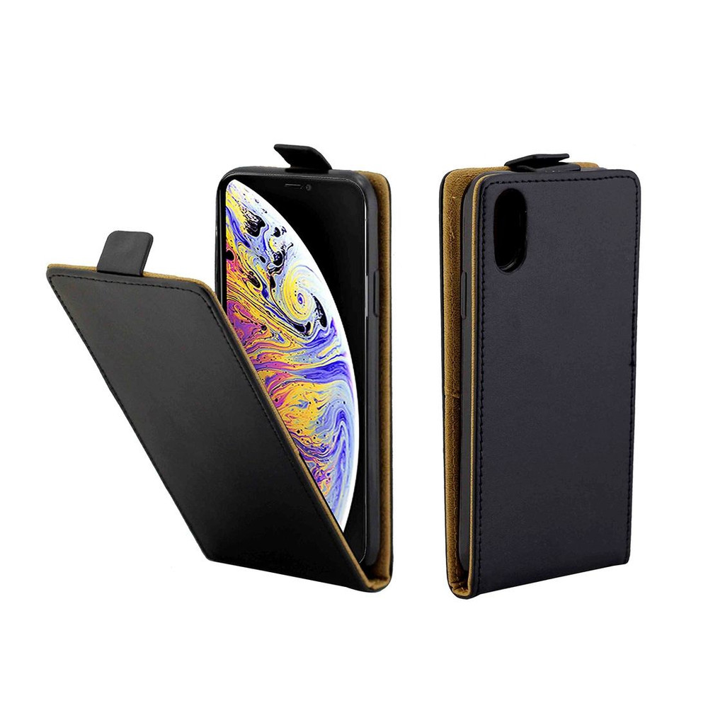apple iphone xs max vertical flip case
