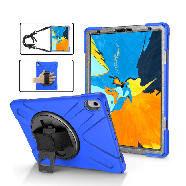 Shoulder & Hand-strap Armor iPad Pro 2018 11-Inch Case | Armor iPad Pro 2018 11-Inch Cases |  Armor iPad Pro 2018 11-Inch Covers | iCoverLover