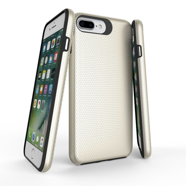 Gold Armor iPhone 8, 7, 6 & 6S Case | Protective iPhone Cases | Protective iPhone 8, 7, 6 & 6S Covers | iCoverLover