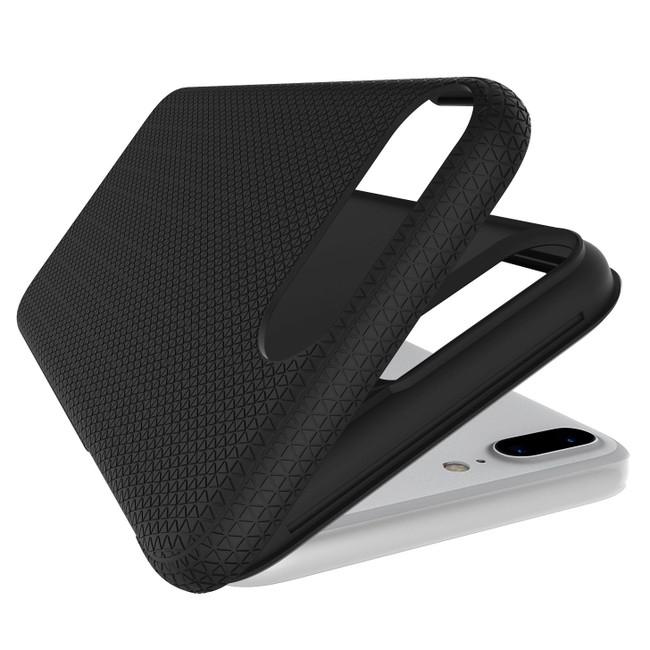 Black Armor iPhone 6 PLUS & 6S PLUS Case | Protective iPhone Cases | Protective iPhone 6 PLUS & 6S PLUS Covers | iCoverLover