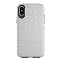 Silver Armour iPhone XS & X Case | Armor iPhone XS & X Covers | Strong iPhone XS & X Cases | iCoverLover