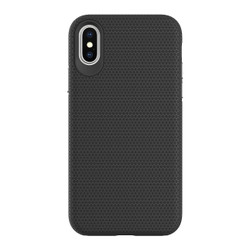 Black Armor iPhone XS & X Case | Armor iPhone XS & X Covers | Strong iPhone XS & X Cases | iCoverLover
