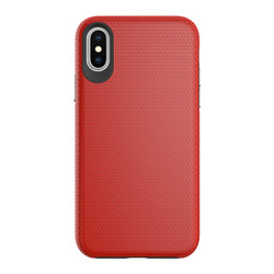 Red Armour iPhone XS & X Case | Armor iPhone XS & X Covers | Strong iPhone XS & X Cases | iCoverLover