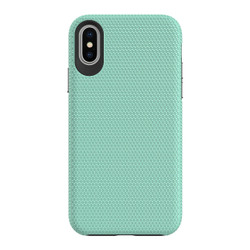 Mint Armour iPhone XS & X Case | Armor iPhone XS & X Covers | Strong iPhone XS & X Cases | iCoverLover