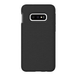 Samsung Galaxy S10e Case Black Armour | Protective Samsung Galaxy S10e Covers | Protective Samsung Galaxy S10e Cases | iCoverLover