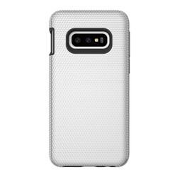 Samsung Galaxy S10e Case Silver Armour | Protective Samsung Galaxy S10e Covers | Protective Samsung Galaxy S10e Cases | iCoverLover