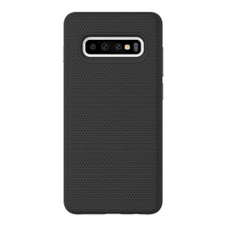 Samsung Galaxy S10 Plus Case Black Ultra Thin Shockproof PC+TPU Armour Back Cover | Armor Samsung Galaxy S10 Plus Covers | Armor Samsung Galaxy S10 Plus Cases | iCoverLover