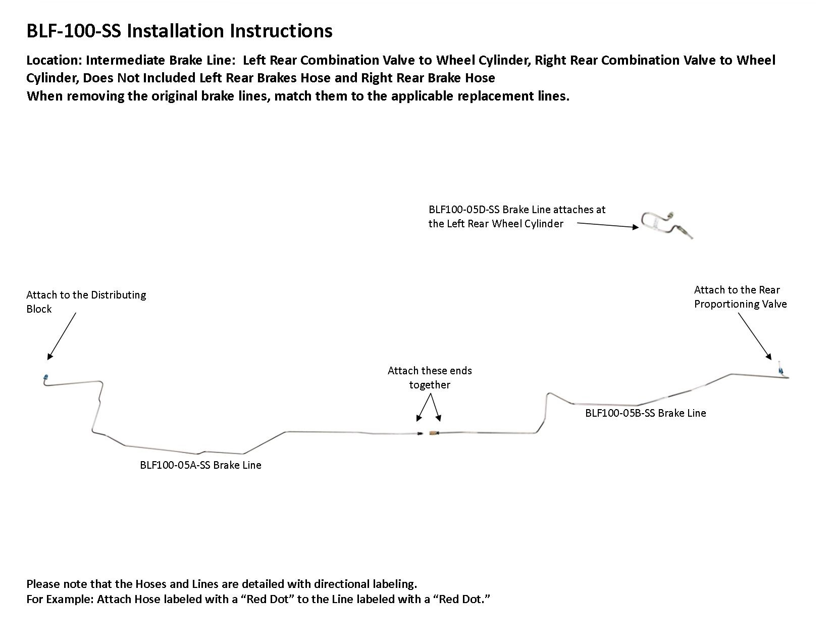 34 2006 Ford Taurus Brake Line Diagram