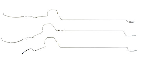 1998 Buick Regal Base  Gs  Ls 3 8l Fuel Line Set