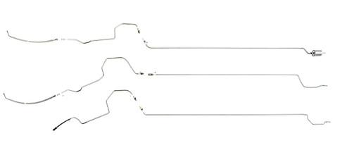 Buick Century Fuel Line 2002 3.1L (J)