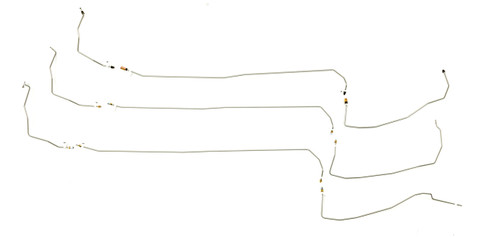 Fl1301 2d Pre Bent Replacement Fuel Line Set Linestogo