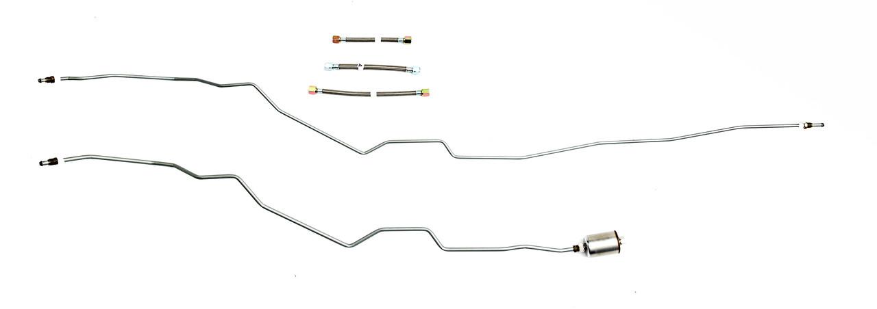 Chevy Blazer Brake Line Diagram