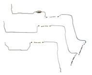 Silverado Fuel Line 2003 C/K2500 Reg Cab 8 ft bed 6.0L FL488-D1C Set