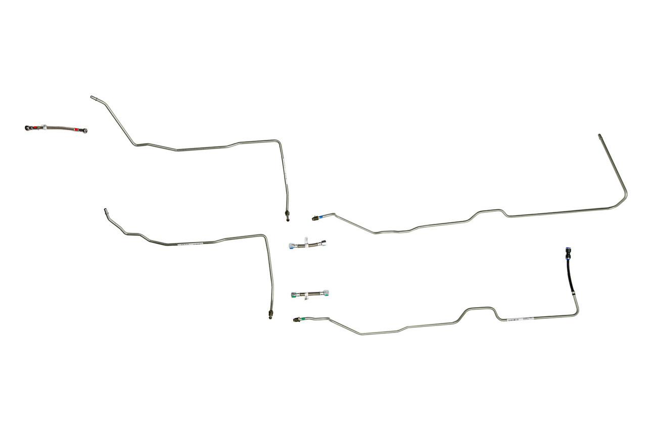sierra fuel line 2012 c/k1500 ext cab 6 5ft bed 4 3l