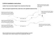 FL255-B Installation Instruction