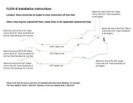 FL255-B Installation Instructions